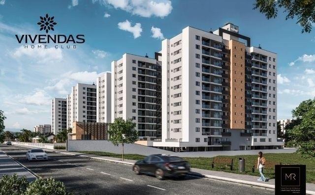 Apartamento Bairro Areias 02 e 03 dormitórios - Vivendas Home Club