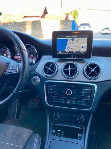 Mercedes CLA 200 Urban 2016 - Revisada e Chrome Delete - Foto 5
