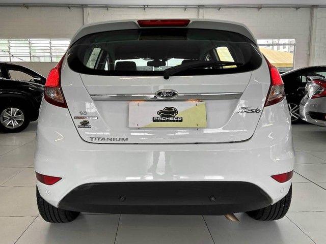 Ford New Fiesta Hatch 1.6 TITANIUM POWERSHIFT - Foto 4