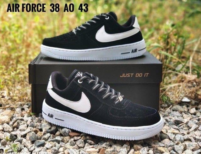 Tenis (Leia a Descrição) Nike Air Trad Várias Cores Novo - Foto 6