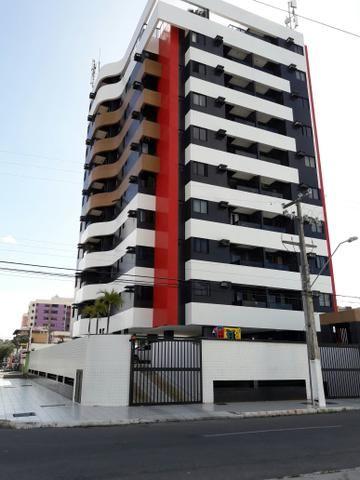 Apartamento 3/4 Jatiúca, Duas vagas garagem