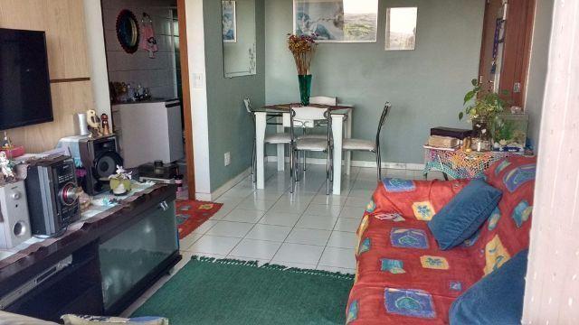Apartamento Sobradinho Quadra 02 Vila da Serra 2 Quartos Elevador e Garagem Financia FGTS