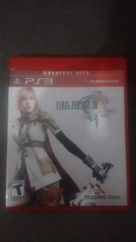Game Final Fantasy XIII PS3