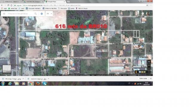Terreno residencial à venda, Jardim Tropical, Imperatriz.