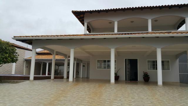 Casa sobrado 5 quartos suítes piscina churrasqueira rua 6 Vicente pires