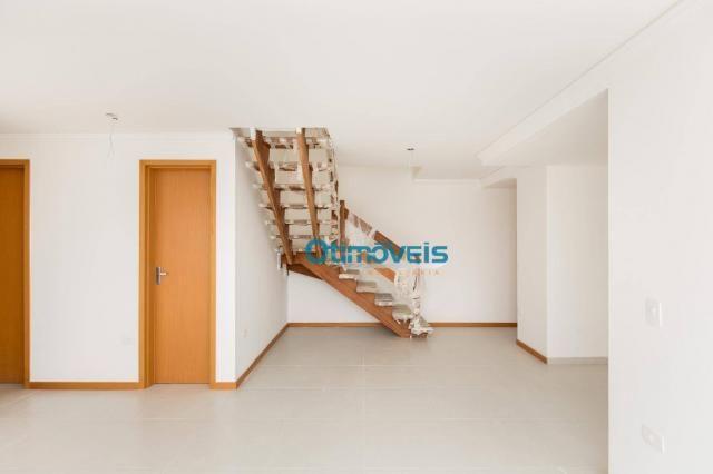 Cobertura com 3 dormitórios à venda, 101 m² - ecoville - curitiba/pr - Foto 8