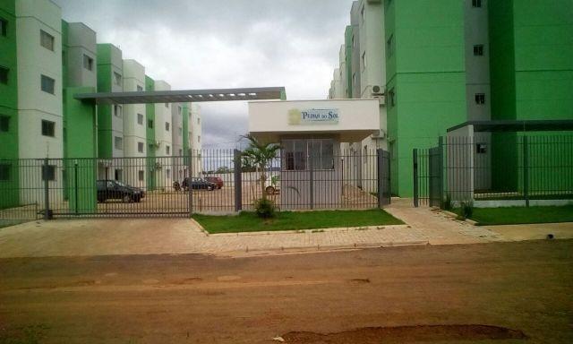 Aluga-se, em Taquaralto no Residencial Pedra do Sol, Apartamento novo 2/4