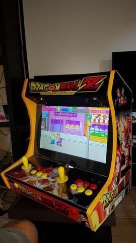 Fliperama Arcade Multijogos Sensor Óptico 0 Delay Todos os Jogos Clássicos - Foto 5