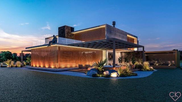 Casa com 5 dormitórios à venda, 1023 m² por r$ 13.544.000,00 - alphaville - gramado/rs - Foto 17