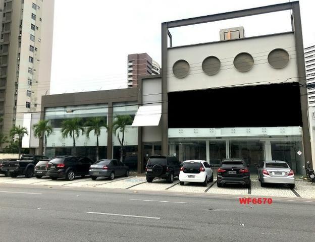 PT0017 Prédio comercial na Aldeota, 1.600m², vagas rotativas, prédio com 2 andares