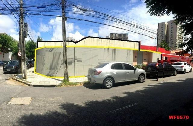 Casa na Aldeota, ponto comercial de esquina, 4 quartos, 2 vagas, próximo a Dom Luís - Foto 11