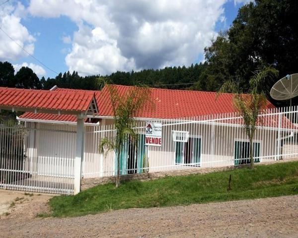 Casa à venda com 4 dormitórios em Quitandinha, Rio negrinho cod:CTQ - Foto 2