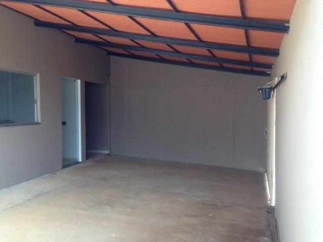 Casa 3 quartos-Ágio: 100.000,00-Saldo devedor 97.000,00-1 suíte-130 m², Jd. Itaipu-Goiânia - Foto 3
