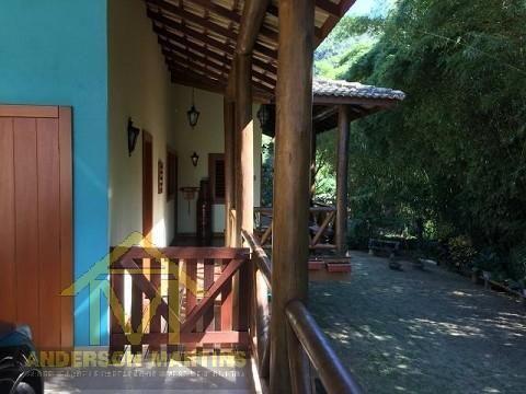 Casa à venda com 4 dormitórios em Sede, Domingos martins cod:6705 - Foto 14