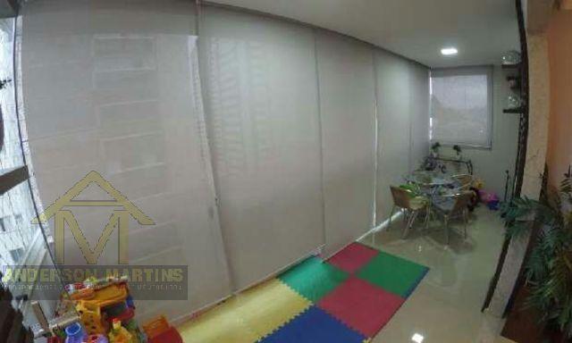 Apartamento à venda com 3 dormitórios em Enseada do suá, Vitória cod:6031 - Foto 4