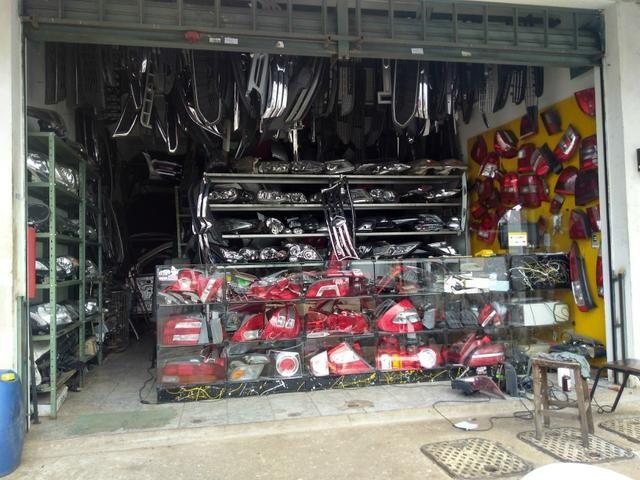 Passo ponto de loja de auto peças completo setor hnorte
