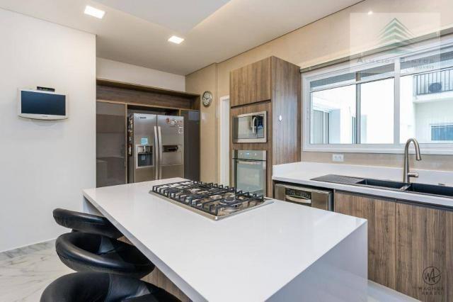Apartamento à venda, 185 m² por r$ 1.549.000,00 - campo comprido - curitiba/pr - Foto 15