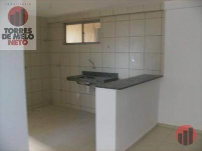 Apartamento com 1 dormitório para alugar, 45 m² por R$ 700/mês - Parangaba - Fortaleza/CE - Foto 5