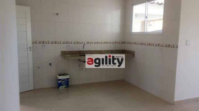 Casa com 3 dormitórios para alugar, 95 m² por r$ 1.400/mês - liberdade - parnamirim/rn - Foto 17