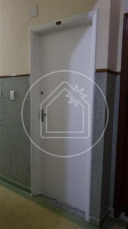Apartamento à venda com 1 dormitórios em Tijuca, Rio de janeiro cod:854586