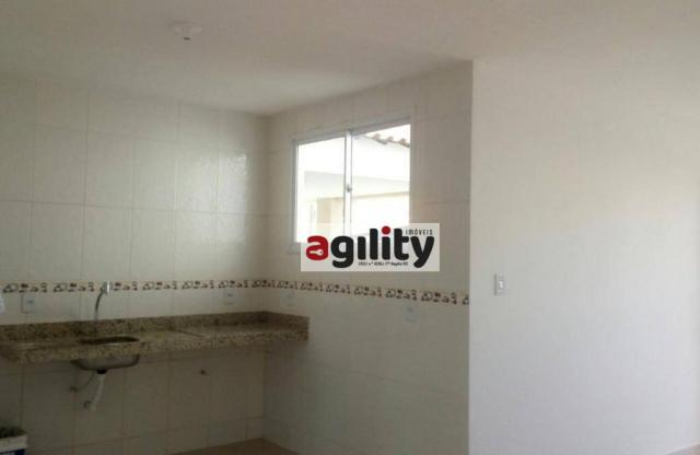 Casa com 3 dormitórios para alugar, 95 m² por r$ 1.400/mês - liberdade - parnamirim/rn - Foto 16