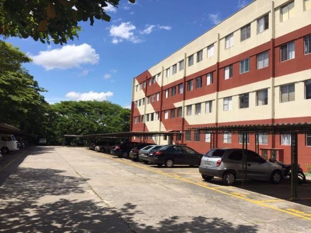 Apartamento com 2 dormitórios à venda, 50 m² por r$ 175.000 - parque industrial - são josé