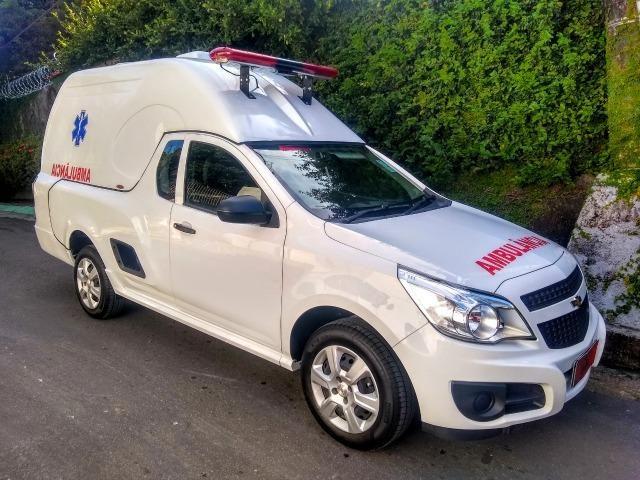 Ambulância Simples Remoção - Foto 2