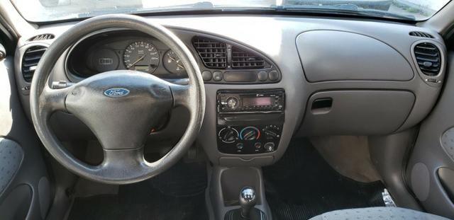 Ford Fiesta Impecável - Foto 9