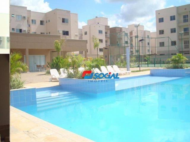 Apartamento Térreo para Locação Cond. Garden Club, Porto Velho - RO
