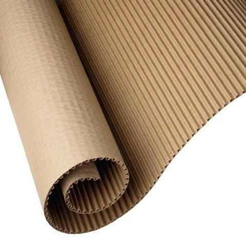 Papel Ondulado / Corrugado 1,20m largura / bob 44 kg - Foto 2