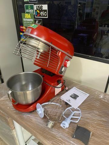 Batedeira industrial 5 kgs para bolos / brownie - padarias e confeitarias - Foto 5