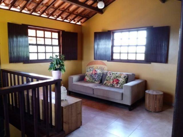 Chácara com 2 dormitórios à venda, 20000 m² por r$ 480.000 - insurreição - sairé/pe - Foto 12
