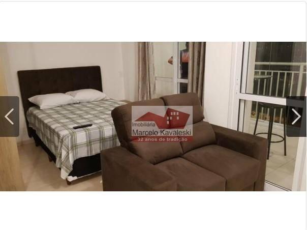 Apartamento com 1 dormitório para alugar, 38 m² por r$ 2.000,00/mês - ipiranga - são paulo