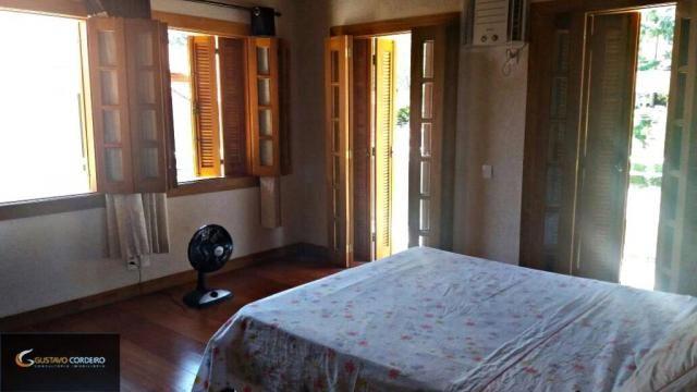 Casa residencial à venda, carangola, petrópolis - ca0002. - Foto 9