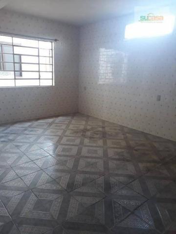 Casa com 3 dormitórios para alugar, 1 m² por R$ 1.150/mês - Fragata - Pelotas/RS - Foto 3