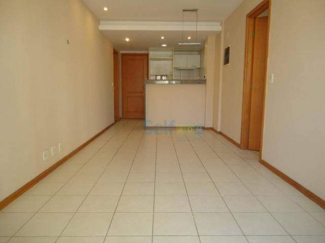 Apartamento com 1 quarto para alugar, 47 m² - icaraí - niterói/rj - Foto 14