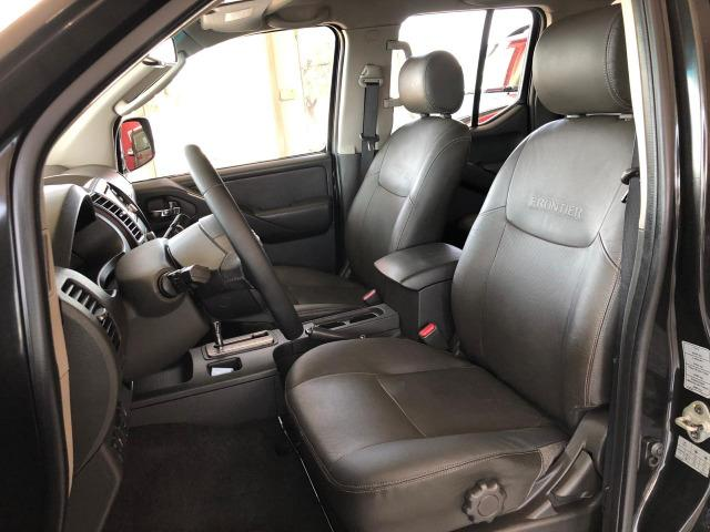 Nissan Frontier SL 2.5TD_AUT._4X4_ExtrANovA_LacradAOriginaL_RevisadA_Placa A_ - Foto 9