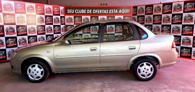 Chevrolet Classic 1.0 LS 4P Completo *Financiamos a Diferença* Breno * - Foto 7