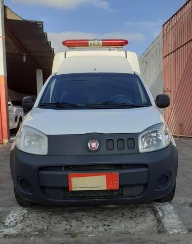 Fiat/ Fior / Ambulancia 2016/2017
