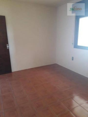 Casa com 3 dormitórios para alugar, 1 m² por R$ 1.150/mês - Fragata - Pelotas/RS - Foto 5
