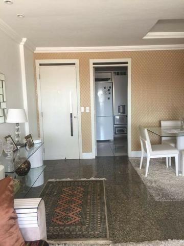 AP1037 Edifício Iran Rabelo, apartamento na Varjota, 3 suítes, 2 vagas, projetado - Foto 4