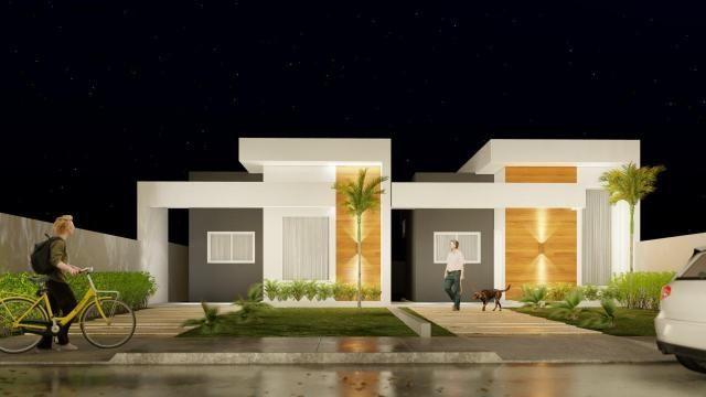 Casa para Venda em Várzea Grande, Glória I, 2 dormitórios, 1 suíte, 2 vagas - Foto 4