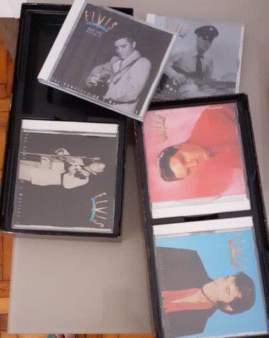 Elvis Presley- 2 Caixas de Luxo Importadas - Foto 3