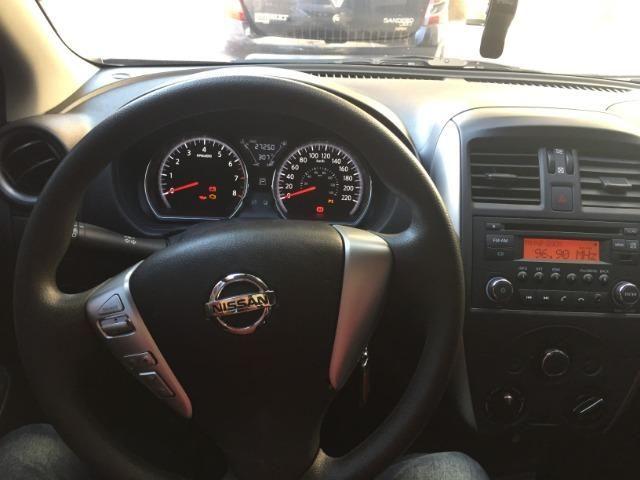 Nissan Versa SV - CVT 1.6 16v - Foto 9