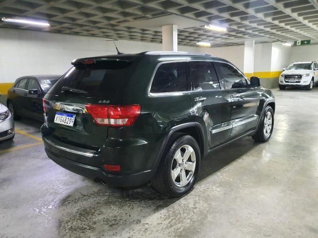 Jeep Grand Cherokee Limited 3.6 (aut) 2011 (Blindado) - Foto 4