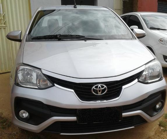 Toyota Etios 1.5 Sedan - Platinum