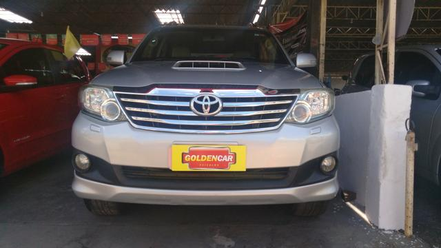 Hilux SW4 4x4 7 lugares automática Blindada Disel 3.0 completa ligue * luciana