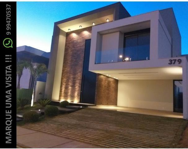 Casa sofistica de alto padrão, 2 pavimentos, 327 metros no Condominio Cyrela - Foto 2