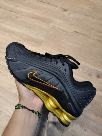Nike shox r4 novo  - Foto 5