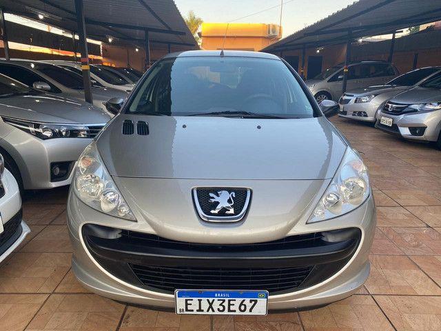 Peugeot 207 2009, 1.4 flex completo, impecável !!! - Foto 3